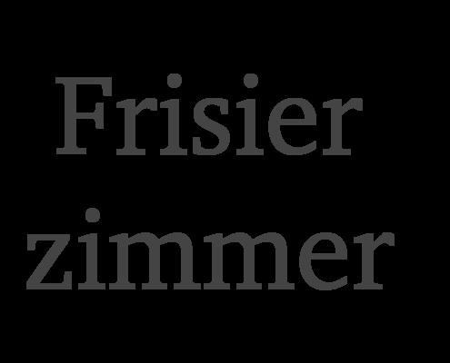 Frisierzimmer Berlin